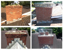 Allamericanchimney Rebuilt Chimneys