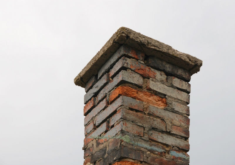 Chimney Masonry Water Damage Louisville Ky All American Chimney Service