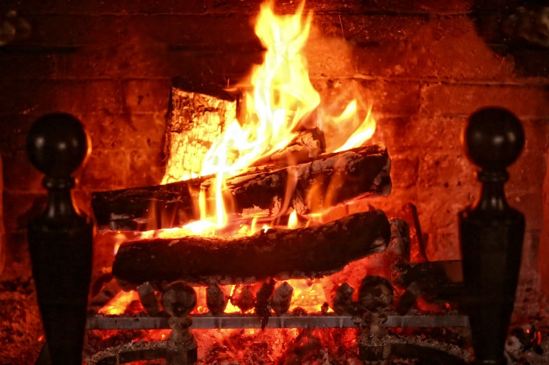 Wood Burning Gas Or Electric Which Fireplace Is Best For Me Image Louisville Ky All American Chimney